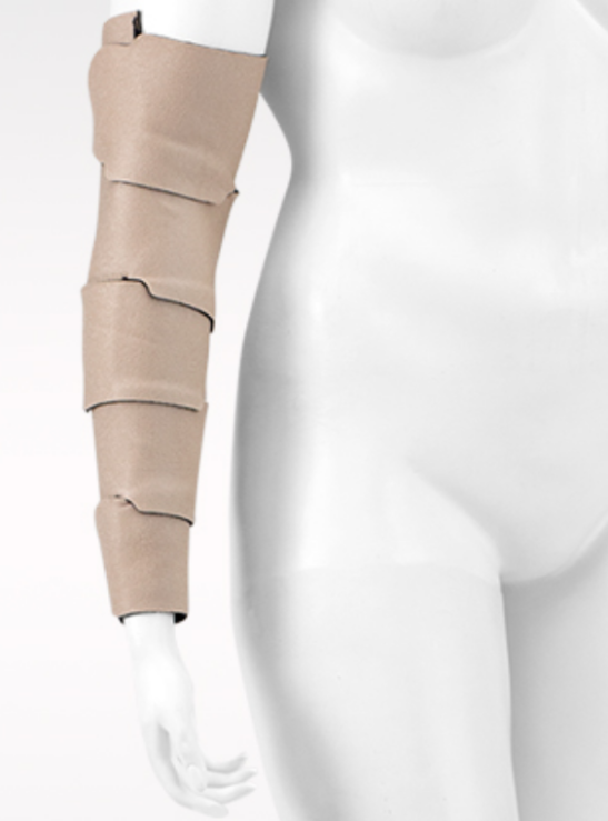 JUZO ARM WRAP beige color
