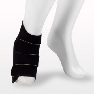 black Foot Wrap