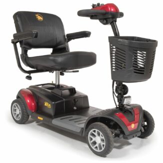GOLDEN TECHNOLOGIES BUZZAROUND XL – 4 WHEEL GB147D